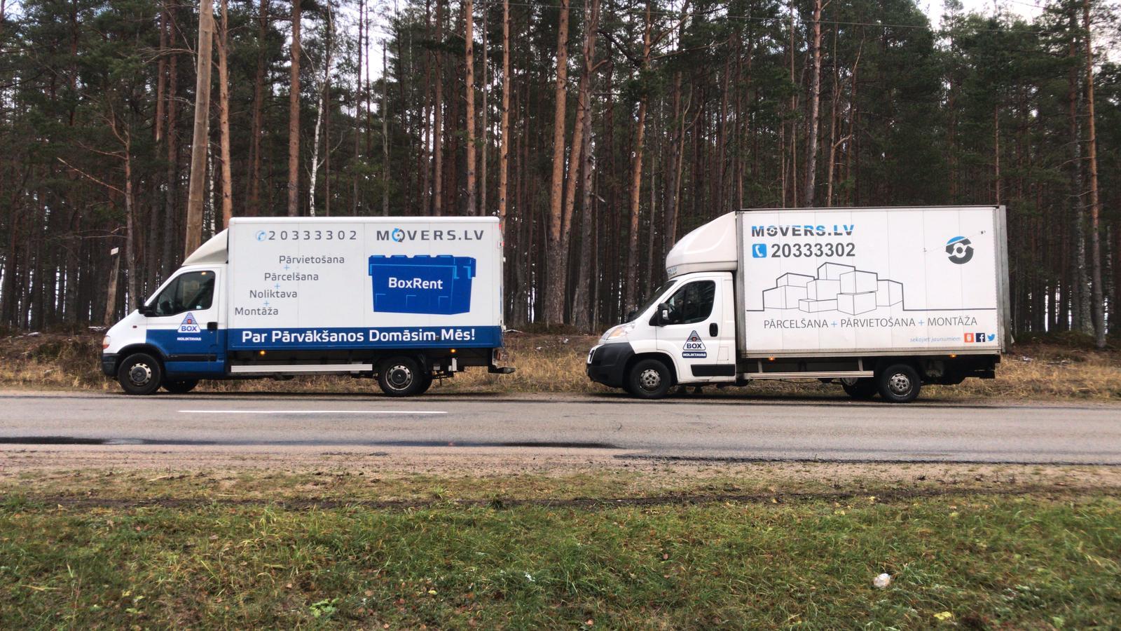 Movers.lv – Realto partneris pārvākšanas jautājumos