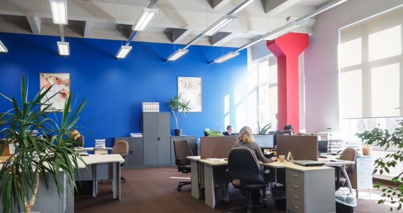 Biroja telpas – pirkt vai nomāt?