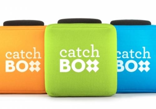 Catchbox – арендатор Realto