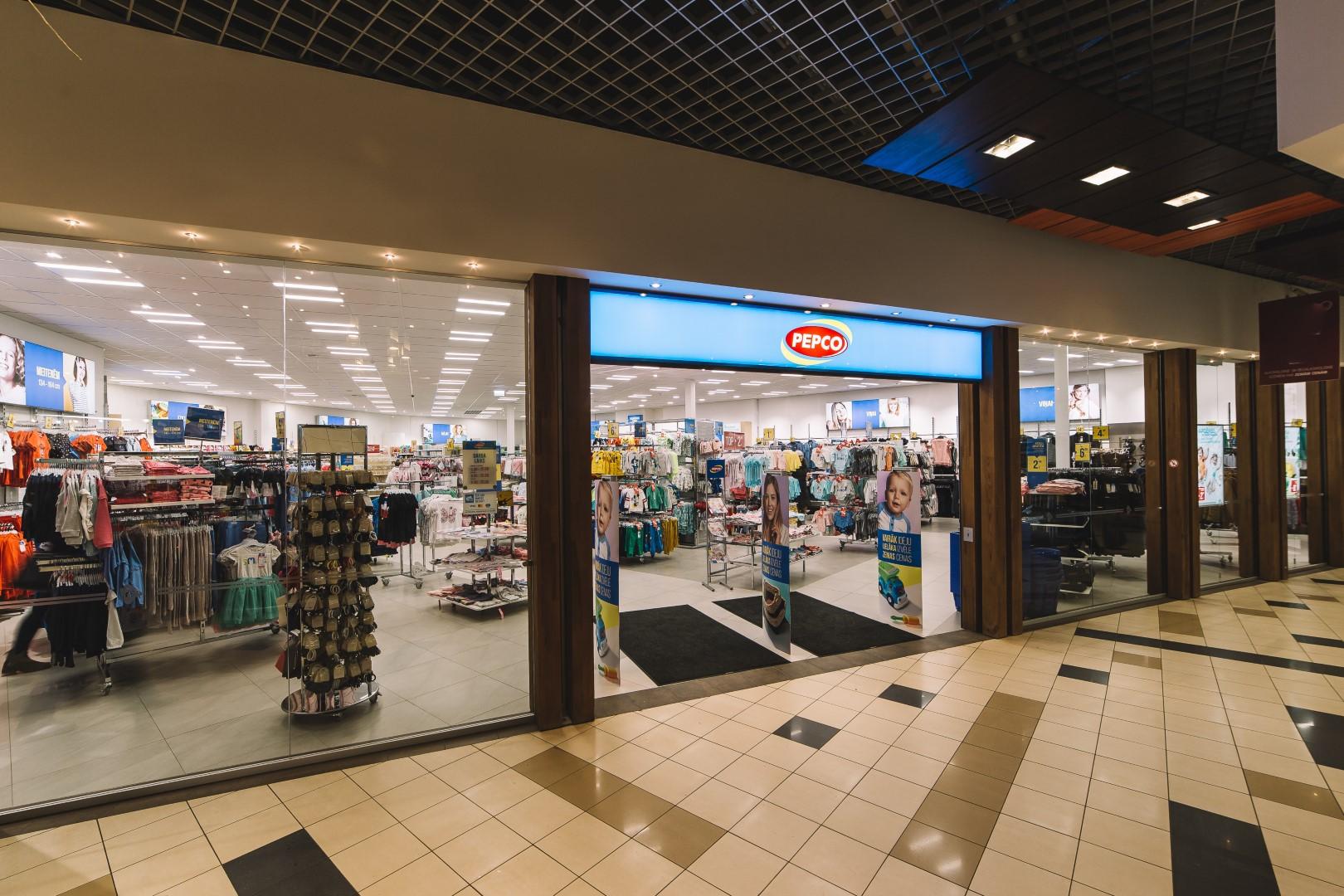 """Siguldā, TC """"Raibais Suns"""" atvērts Pepco veikals un fotostūrītis"""