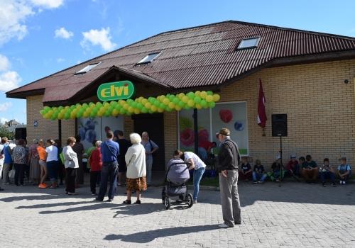 Предоставленный Банком Citadele кредит планируют инвестировать в развитие магазинов ELVI