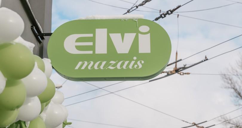 Hanzas vārtos tagad arī ELVI veikals