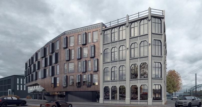 Kādreizējās Karl Zeiss optikas fabrikas vietā taps jauna biroju ēka